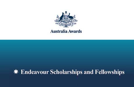 Image result for Endeavour Postgraduate Scholarships in Australia